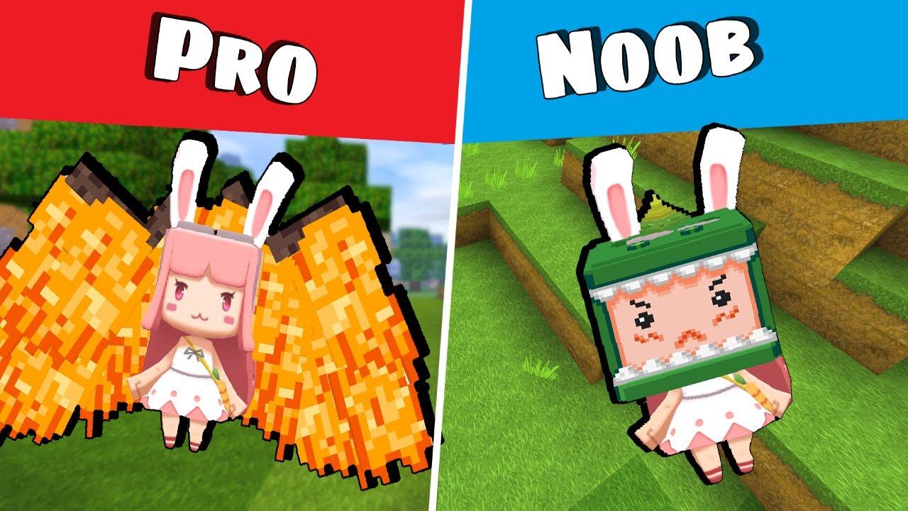 Thử đồ mô hình cho Thỏ và cái kết Oopps trong Mini World