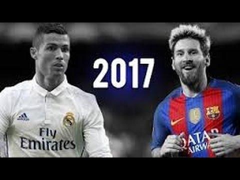 Messi And Ronaldo Compilation Feet Tall Prod Rekstarr