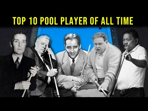 Top 10 Best Pool Player In The World
