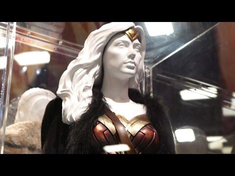 First Look at Wonder Woman