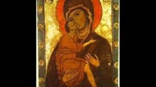 Romanian Orthodox Chant-Imparateasa mea