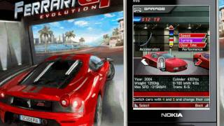 vuclip [HD] Gameloft 3D Ferrari GT Evolution Java Mobile Game