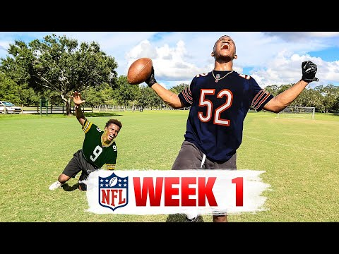 THE NFL BE LIKE.. (WEEK 1 STEREOTYPES)