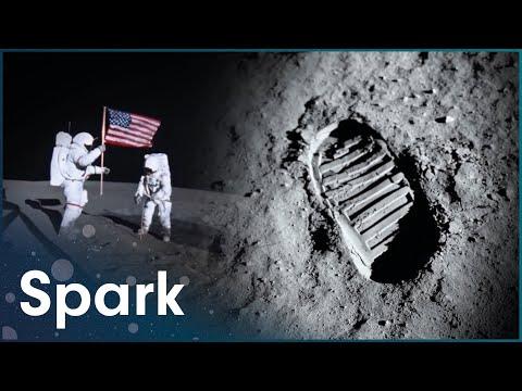 Apollo's Final Steps On The Moon | Apollo 17 | Spark
