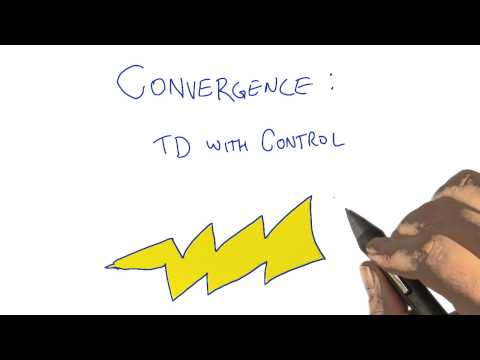 Convergence: TD with Control