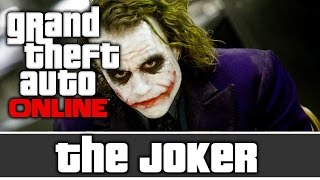 GTA 5 Online - The Joker Outfit And Customization