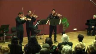 Dvorak Terzetto Op. 74. - HNPO - Budapest