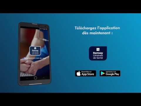 Application mobile Ramsay Générale de Santé