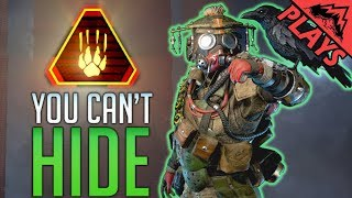 You Can't Hide - Apex Legends Bloodhound Full Gameplay