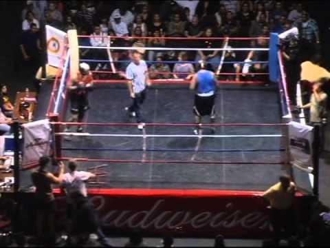 Rigo Espinoza, (Blue Shirt) CDCR vs. Jesse Esposito, Parks & Rec