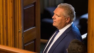 Former premiers back Doug Ford
