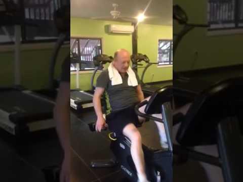 🌺🌴the Phil's gym challenge 23.05.2016, The Verandah, Antigua
