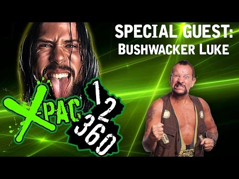 Bushwhacker Luke Sits Down With X-Pac - AfterBuzz TV's X-Pac 12360 Ep. #26