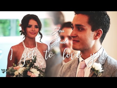 ►JESS & GABRIEL | I Get To Love You