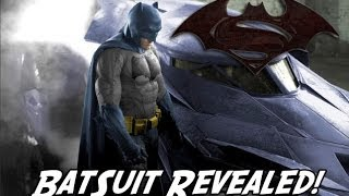AngryJoe Vlog - Batsuit Revealed! (+Gambit Cast!)