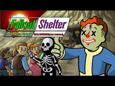 Fallout Shelter:Halloween Vault Scare Tactics