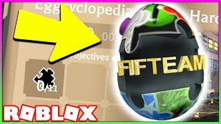 HOW TO GET THE FIFTEAM EGG! FINDING THE PUZZLE PIECES! ROBLOX EGG HUNT 2018 (Live Stream)