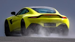 NEW Aston Martin Vantage - Flat Out First Drive