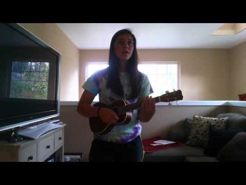 """Cough Syrup"" - Young The Giant Ukulele Cover"