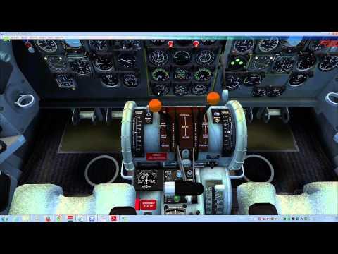 FSX: Just Flight Fokker 27 Friendship.