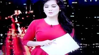 Cantiknya PUTRI VIOLLA (presenter tv one) 1