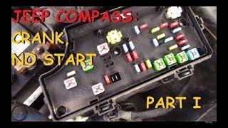 Jeep Compass: Crank, No Start - Part I