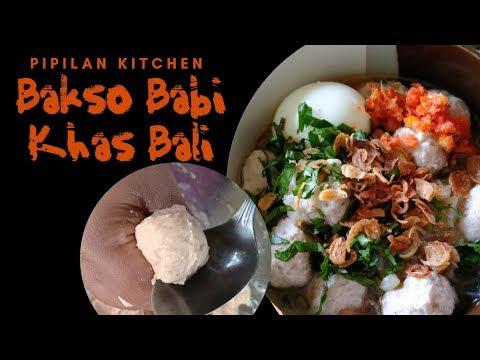 resep-bakso-babi-khas-bali- -balinese-pork-meatballs-recipe