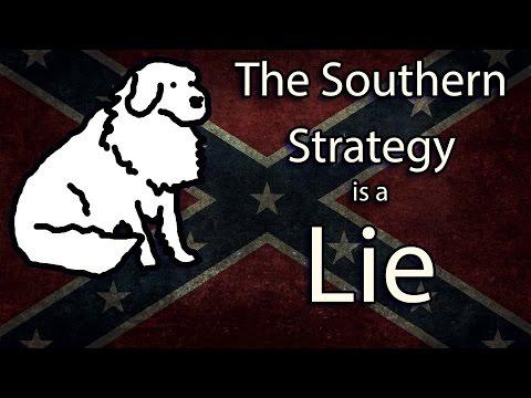Nixon's Southern Strategy is a Democrat Lie