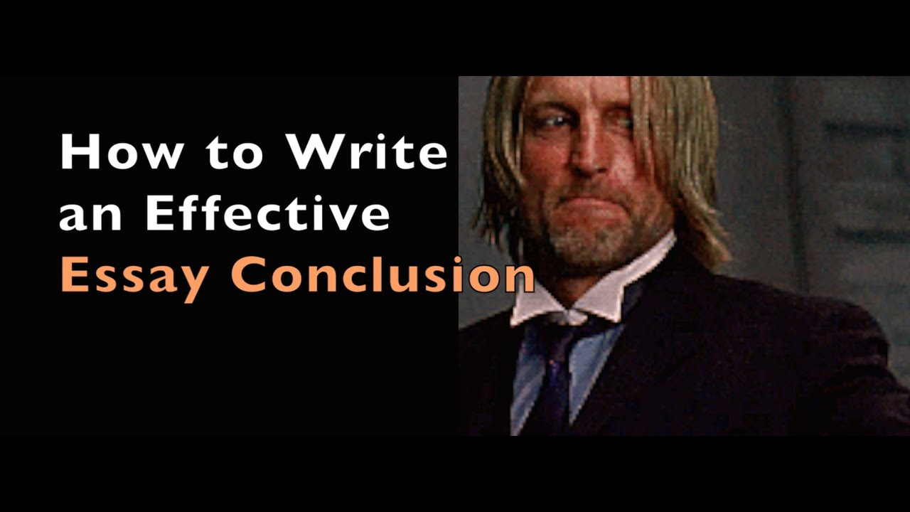 How to write an effective essay youtube