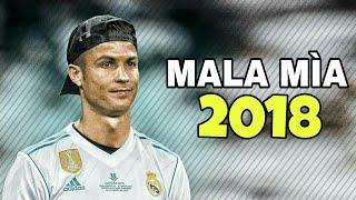 Cristiano Ronaldo - Mala Mia (Ft. Maluma) | Skills & Goals 2018 |HD