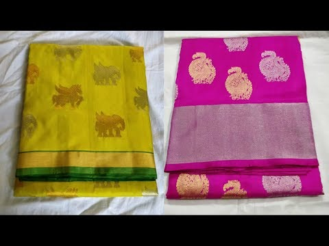 10 Light Weight Soft Silk Sarees With Price Rs.7000 and above
