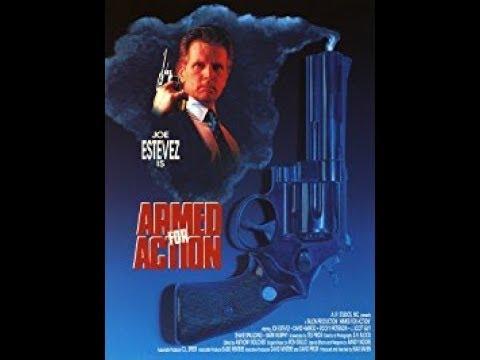 Joe Estevez: Armed for Acting (Armed for Action - 1992)