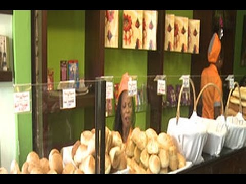 Nouveau design des boulangeries et patisseries d'Abidjan