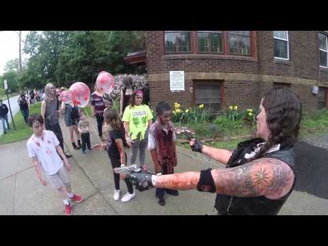 OSS Akron Zombie Walk