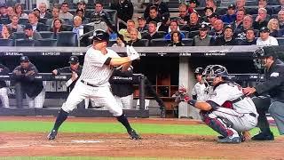 Brett Gardner Home Run Slow Motion