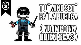 De La Nada- PSA Policias y la huelga
