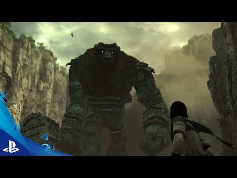 SHADOW OF THE COLOSSUS | Tráiler Tokyo Game Show 2017