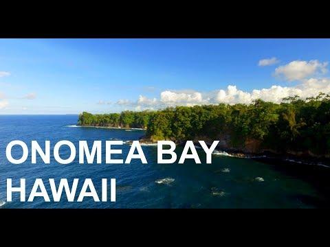 DaneWithADrone - Onomea Bay Hawaii
