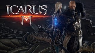 ICARUS-M Unreal Engine 4 Debut Trailer (Mobile)
