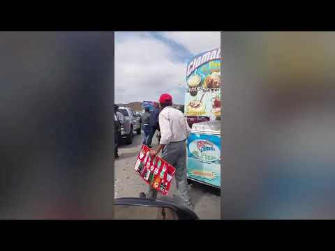 Witness To U.S.-Mexico Border Crash Describes Chaos In Tijuana