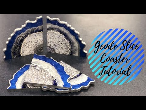 How to Make Your Own Resin Agate Coasters: Step-by-Step for Beginners