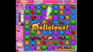 Candy Crush Saga - Level 1274 (3 star, No boosters)