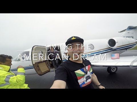 Living the American Dream 🇺🇸 - Private Jet, Sightseeing NYC & Miami(Part3)
