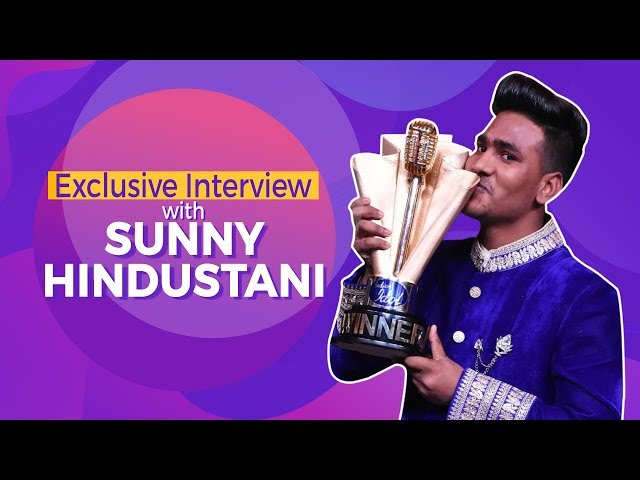 'Thankyou Maa,' Sunny Hindustani dedicates his WIN to mother   WINNER   Indian Idol 11 January 2020