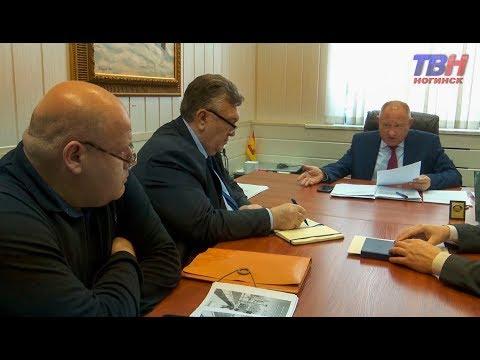Депутат Иван Жуков продолжает работу. Парк «Роща».