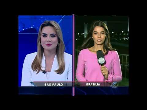 SBT Brasil (16/04/16) - DF Prepara Esquema Inédito De Segurança Para Votação Do Impeachment