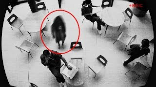 Top 5 Scary Ghost Sightings! Mysterious Ghost CCTV Footage!