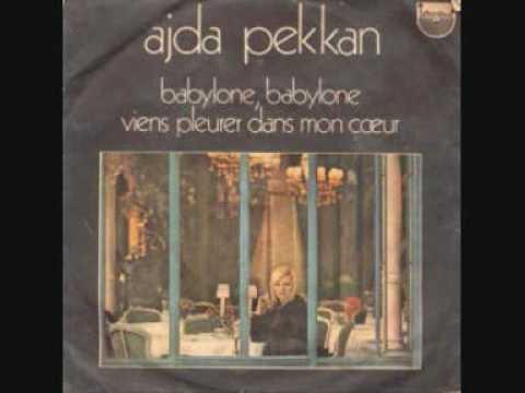 Ajda Pekkan - Viens pleurer dans mon coeur Dinle mp3 indir