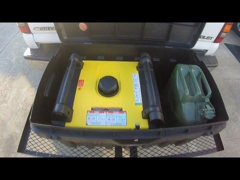 Mounting Generator In Camper Doovi