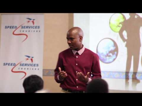 Lonwabo Maseko - Customer Service Talk Part 1